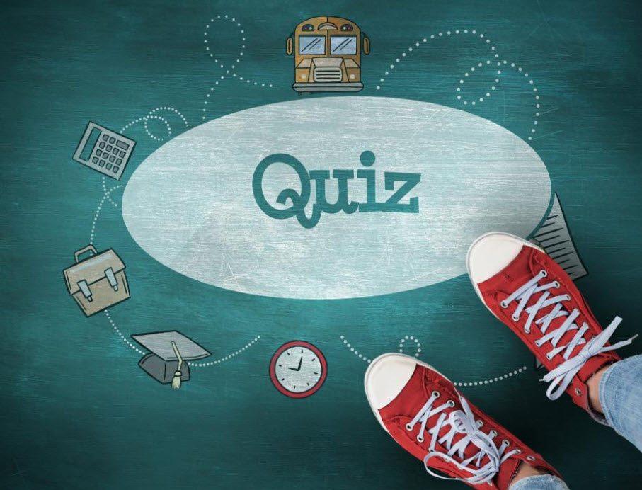 Quiz spørsmål og svar for voksne