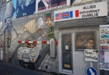 Historie quiz 1 berlinmuren