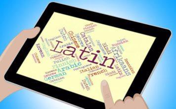 Media quiz 5 om språk latin