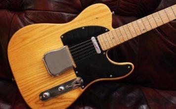 Underholdning quiz 5 musikk gitar